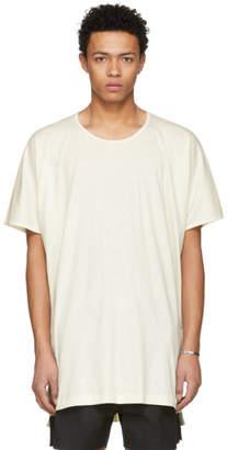 BEIGE Jan-Jan Van Essche Long T-Shirt