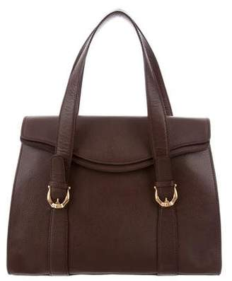 Cece Cord Leather Handle Bag