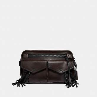 Coach Utility Belt Bag 25 With Whipstitch