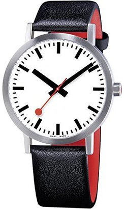 Mondaine (モンディーン) - モンディーン(MONDAINE)腕時計 クラシック ピュア 40mm ホワイトダイアル A660.30360.16OM 腕時計