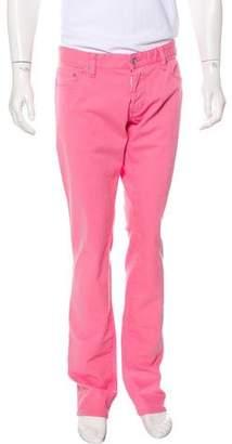 DSQUARED2 Five-Pocket Slim Jeans