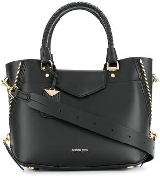 MICHAEL Michael Kors Blakely small satchel