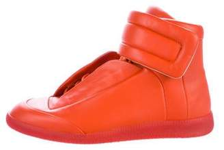 Maison Margiela 2016 Future High-Top Sneakers w/ Tags