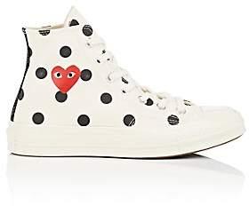 Comme des Garcons Men's Chuck Taylor '70s Canvas Sneakers-White