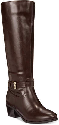 Karen Scott Fayth Riding Boots, Women Shoes