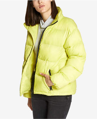 Sanctuary Cropped Puffer Jacket