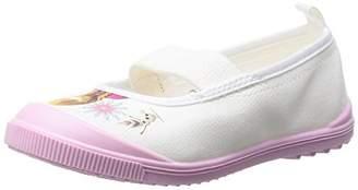 Disney (ディズニー) - [ディズニー] 上履き 日本製 アナ雪 エルサ アナ 2E キッズ アナユキバレー01 ピンク 14cm