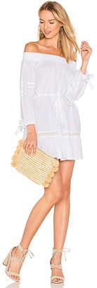 FAITHFULL THE BRAND Milos Dress in White $140 thestylecure.com