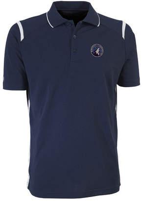 Antigua Men Minnesota Timberwolves Merit Polo Shirt