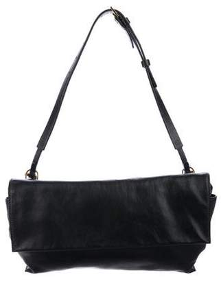 The Row Small Flap Bag