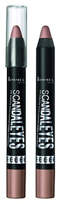 Rimmel Scandaleyes Shadow Stick, Trespassing Taupe, 0.11 Fluid Ounce $4.99 thestylecure.com