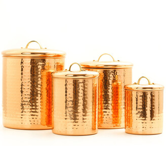Old Dutch 8Pc Canister Set