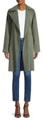 L'Agence Elise Trench Coat