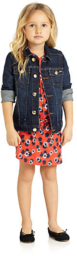 Juicy Couture Toddler's & Little Girl's Denim Jacket