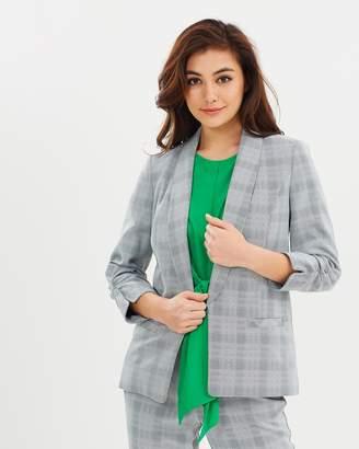 Dorothy Perkins Ruch Sleeve Jacket