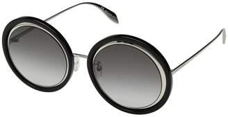 Alexander McQueen AM0150S Fashion Sunglasses