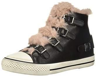 Ash Women's AS-Valko Sneaker Black