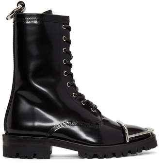 Alexander Wang Black Kennah Boots