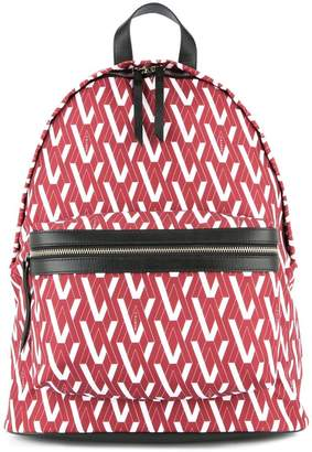 Ports V two tone backpack