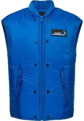 Prada padded nylon vest