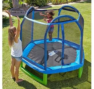 Sportspower 7FT My First Trampoline & Enclosure