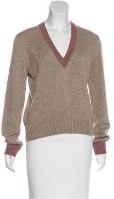 Chanel 2016 Paris-Rome Cashmere Sweater