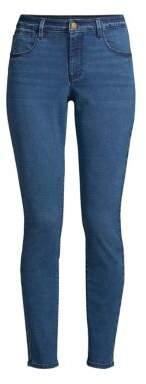 Donna Karan Dark Wash Skinny Jeans
