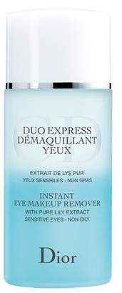 Christian Dior Instant Eye Makeup Remover, 125 mL