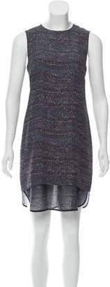 Theory Printed Sleeveless Dress