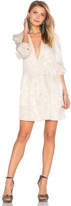 Tularosa Lola Dress in Ivory $298 thestylecure.com
