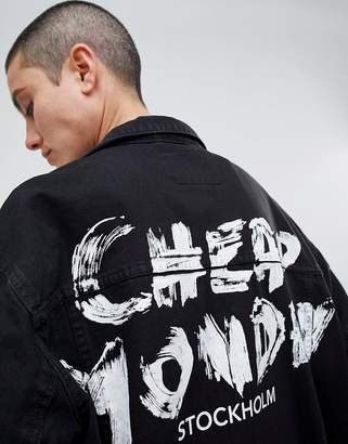 Cheap Monday Mega Action Jacket