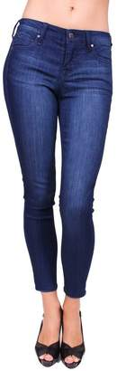 Celebrity Pink CelebrityPink Women Skinny Jeans with Whisker Detail