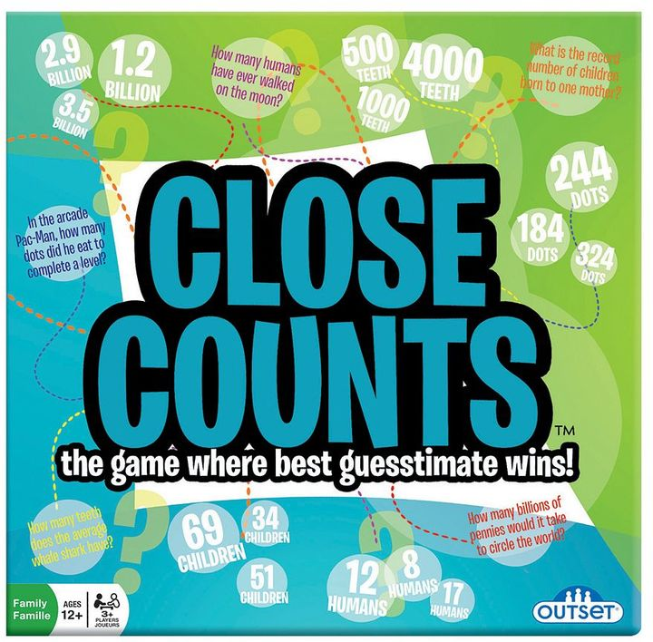 Close Counts Game by Outset Media