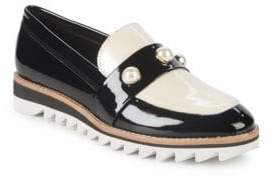 Karl Lagerfeld Casual Slip-On Loafers