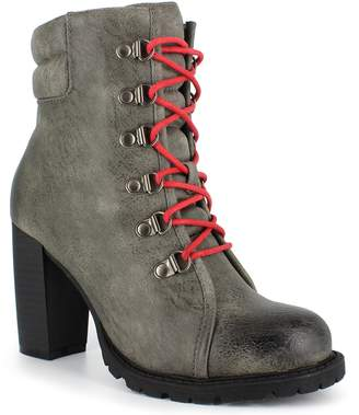 DOLCE by Mojo Moxy Nash Women's High Heel Ankle Boots