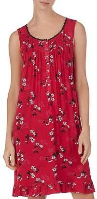 Eileen West Sleeveless Short Nightgown
