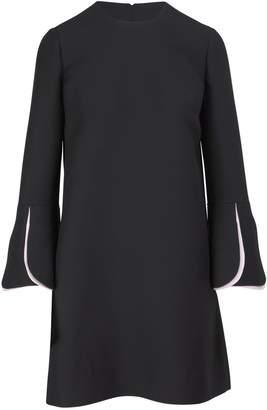 Valentino Long-sleeved short dress