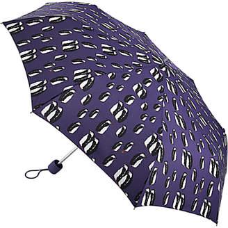 Fulton Minilite Penguin Pals Umbrella, Navy
