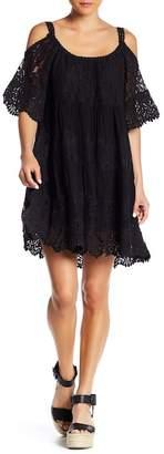 Muche et Muchette Jeanne Lace Detailed Dress