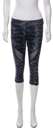 Varley High-Rise Printed Leggings w/ Tags