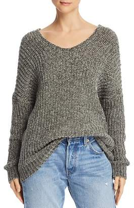 Band of Gypsies Cecil Chenille Sweater