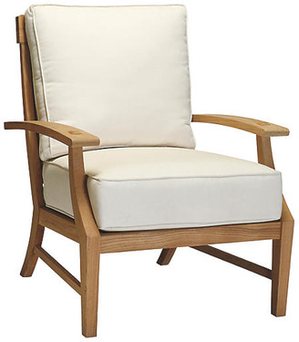 Croquet Club Chair - White - SUMMER CLASSICS INC
