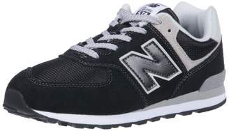 New Balance Boy's 574v1 Essentials Sneaker