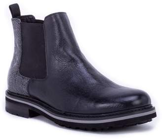 Robert Graham Yates Textured Chelsea Boot