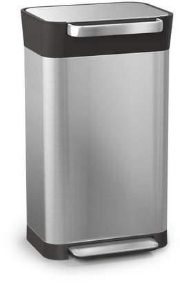 Joseph Joseph Stainless Steel 'Titan 30' Trash Kitchen Bin