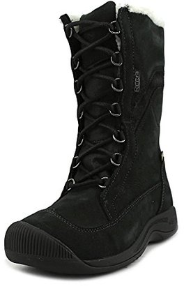 KEEN Women's Reisen Winter Lace WP Boot $81 thestylecure.com