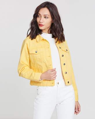 Missguided Regular Denim Jacket