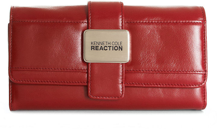 Kenneth Cole Reaction Wallet, Midtown Flap Clutch