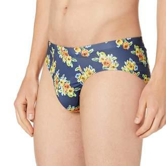 2xist Men's Graphic Micro Bikini Brief