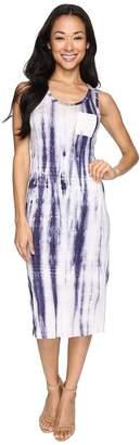 Culture Phit Emalyn Sleeveless Tie-Dye Dress with Pocket Women's Dress